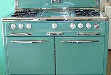 50' stove/kitchen