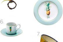Vitrine de decoração / Nossos achados de objetos e acessórios de decoração