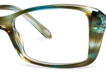 Spectacles / I change my glasses frames once a year. Always on the look out for new/creative styles.