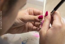 Nail sculpture seminars
