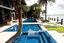 Garden / Swimming pool