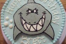 Shark Theme Birthday