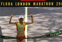 Full marathon stuff / Surviving a full marathon