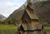 Church Kirke Norway Kapokam