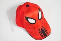 Czapki dziecięce Spiderman / http://onlinehurt.pl/?do_search=true&search_query=Spiderman