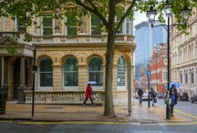 Commercial Buildings - Architectural Inspiration / A selection of architectural masterpieces.