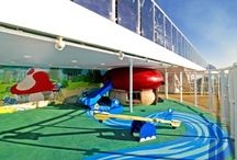 MSC Divina / Nuova ammiraglia della compagnia italiana MSC Crociere. La MSC Divina è la teza nave della classe Fantasia. / by Passione Crociere