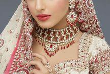 Indian/Arabian themed wedding