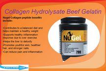 Australia  Beef Gelatin / https://nustrength.com.au/product/nugel-700g/