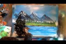 Spray paint art / by Tiffany Gilmore