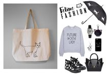 Tote Bag Style Inspiration / Gorgeous styles built around tote bags