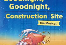 Goodnight, Goodnight, Construction Site, the Musical / June 25-July 31 in Oakland at Children's Fairyland August 6-28 in San Francisco at the Children's Creativity Museum Theater.  Based on the book by author Sherri Duskey Rinker and illustrator Tom Lichtenheld. Book, lyrics and music by Austin Zumbro. Directed by Nina Meehan.