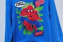 Bluzy dziecięce Spiderman / http://onlinehurt.pl/?do_search=true&search_query=Spiderman