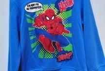 Bluzy dziecięce Spiderman / http://onlinehurt.pl/?do_search=true&search_query=Spiderman