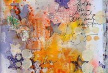 Art Journal love / Art Journals / by Shannon Baker