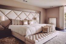 Elegant master bedroom