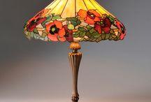 Tiffany lamp Glasses