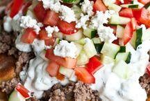 Yummy Food! :) / by Cassie Turner