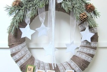 Christmas Wreath / by Kathryn Cox
