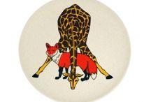 ETEN - SERVIES / De leukste melamine bordjes, bekers en bestek voor kinderen. French Bull, Crocodile Creek, Rice