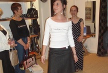 Défilé vente privée / Les événements de la Maison G Nadine Corrado