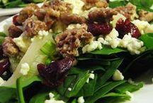 Greens, Salads and Slaws