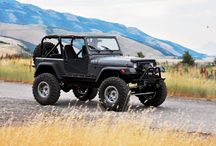 Jeep Wrangler YJ 1987-1995 / This is about the Jeep Wrangler model that started it all. The Wrangler YJ.
