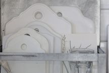 white ironstone collections