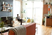 Houses/Apartment Envy / by Katie Kreiger
