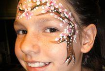 facepainting child