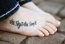 tattooooooos / by Brittni Gustin