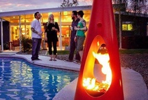 Outdoor Heating / Outdoor heating appliances for the house and home
