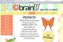 BugbrainED Website / things happening at bugbrained.com