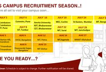 Campus 2014 / Adding more members to the Mu Sigma family! We are hiring talent from engineering campuses across India.
