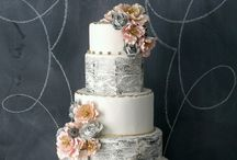 Allison Cakes / Cakes I thought allison might like! / by Christin Humphreys
