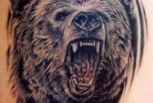Tatoo oso