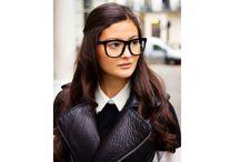 Glasses look