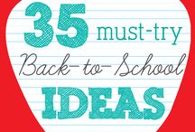 School Days / by Michelle Harrison