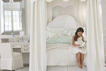 Baldachinos ágyak
