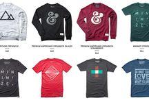 Inspiration: T-Shirts