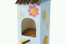 Bird feeder ideas