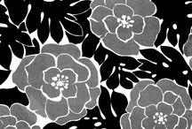 Florence Broadhurst Sleepwear- Monsterio Print / Monsterio Print on a Twill