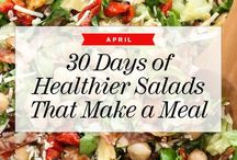 30 Days of Healthy Meals