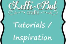 Tutorials and Inspiration / On this board you will find tutorials and ideas etc from the design team members.