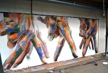 Awesome street art & grafitti / Every kind of awesome art that's being created on our streets
