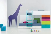 Kids Rooms / by Jenn Collins