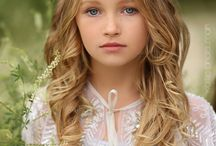 Inspiratie kids / Foto styling, foto make-up