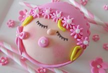 Children: Baby Showers / cakes, decorations, favors, gifts / by Vonnie Davis
