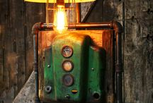 лампа эдисона на