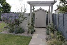 Our secret garden :-) / Gardening and garden design ideas